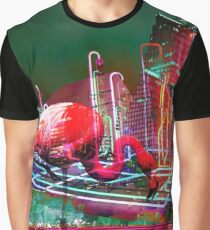 City Light Nights Graphic T-Shirt