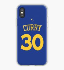 Curry Jersey iPhone Case