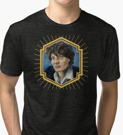 Iris Murdoch Tri-blend T-Shirt