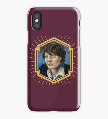 Iris Murdoch iPhone Case