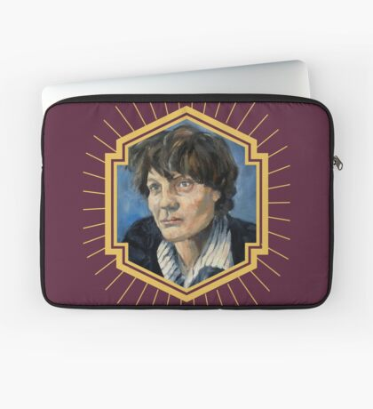 Iris Murdoch Laptop Sleeve