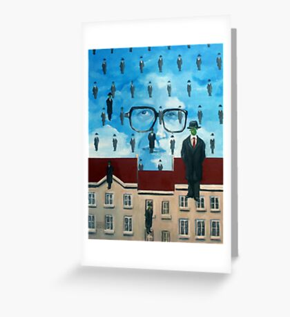 John Rawls Greeting Card