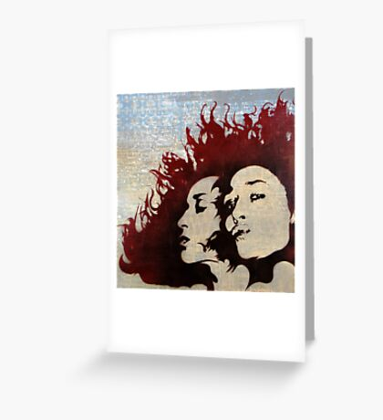 My Baby Wants To Rock and Roll #3 Greeting Card