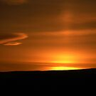 silky sunset by Alexander Mcrobbie-Munro