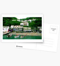 Clovelly, North Devon Postcards