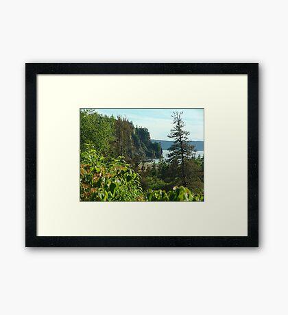 Parrsboro Shore Framed Print