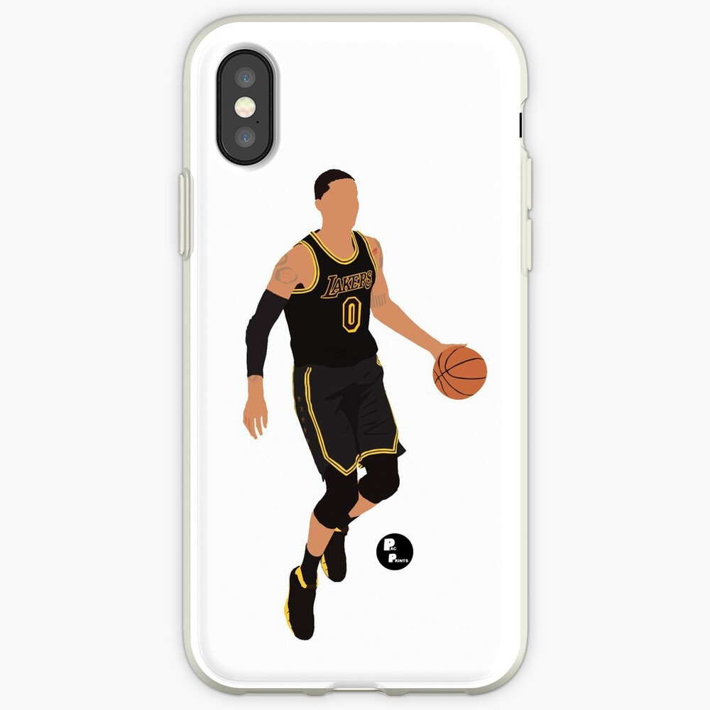 new concept 102fb 2eae7 Kyle Kuzma 'Black Mamba' Black Lakers Minimalist Art // Phone case, shirts,  stickers and more | iPhone Case & Cover