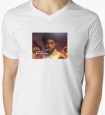Leonard Washington T-Shirt mit V-Ausschnitt für Männer