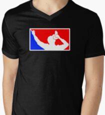RICCIARDO SHOEY Men's V-Neck T-Shirt