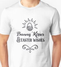 Girlfriend gift easter gifts merchandise redbubble happy easter easter bunny shirt gift unisex t shirt negle Gallery