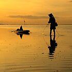 Before sunrise at Sanur Beach by Adri  Padmos