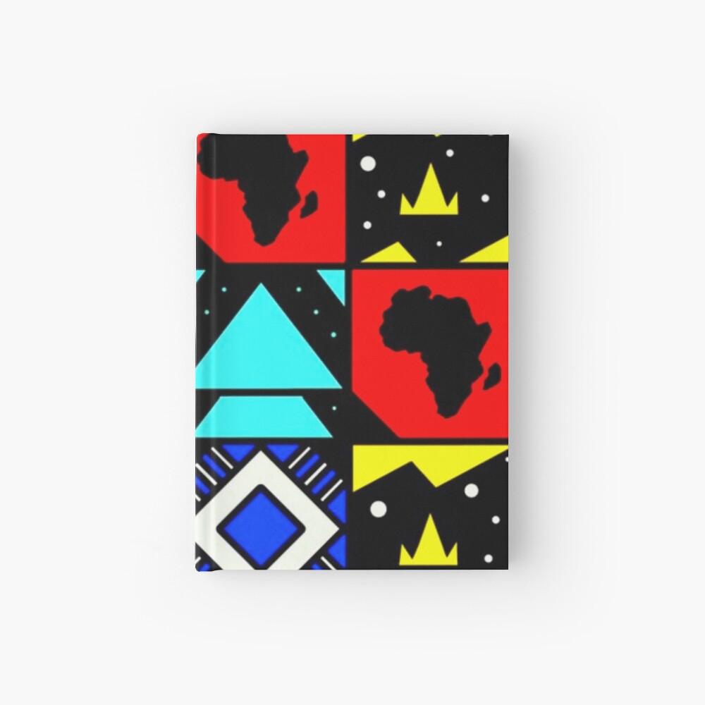 Afrikanischer Samen Notizbuch