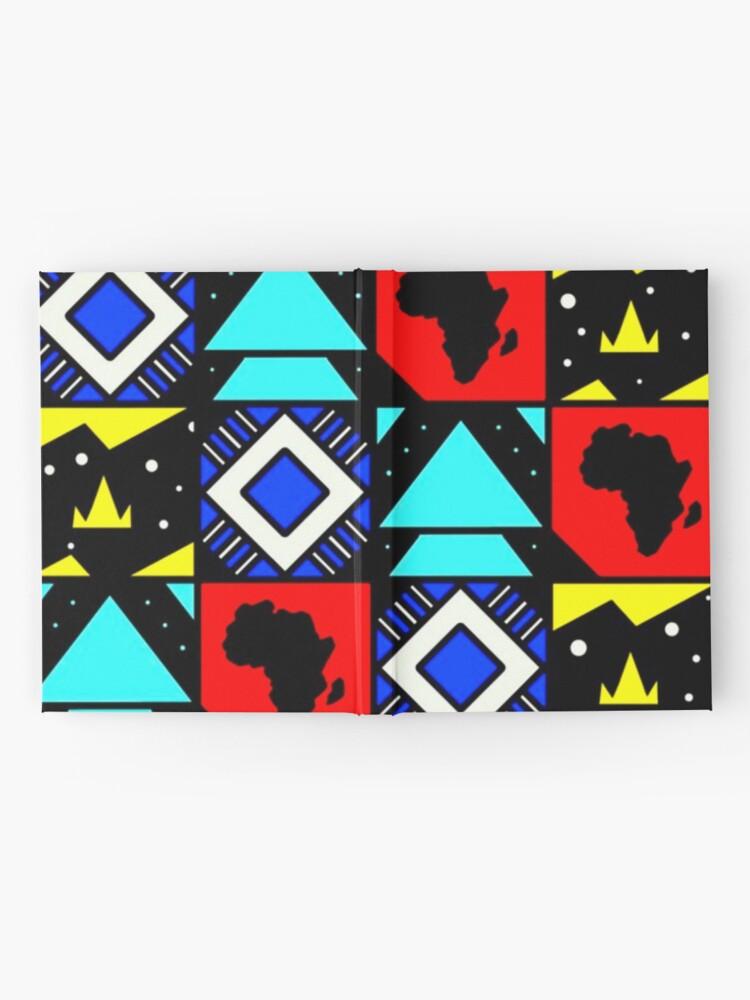 Alternative Ansicht von Afrikanischer Samen Notizbuch