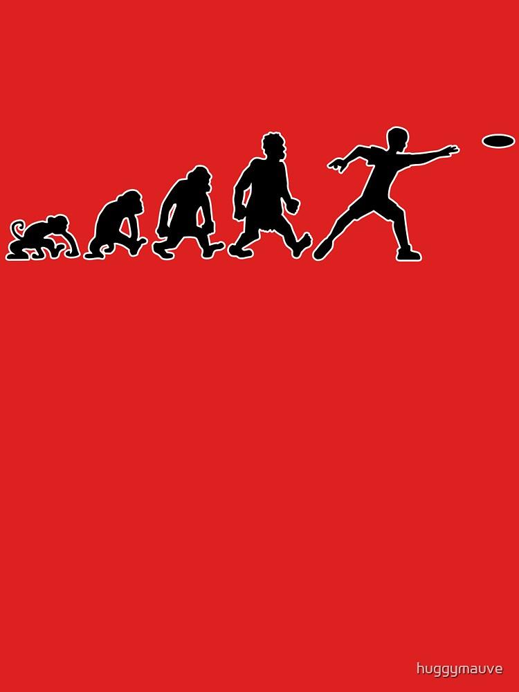 estilo ultimate darwin frisbee de huggymauve