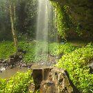 A Little Crystal Shower by Michael Matthews