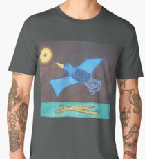 Duck! Men's Premium T-Shirt