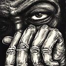 Wet Knuckle... by Sam Dantone