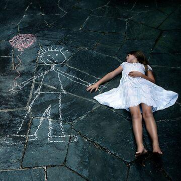 imaginary friend by JoanaKruse