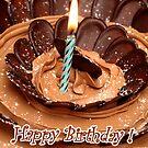 Chocolate Birthday by tali