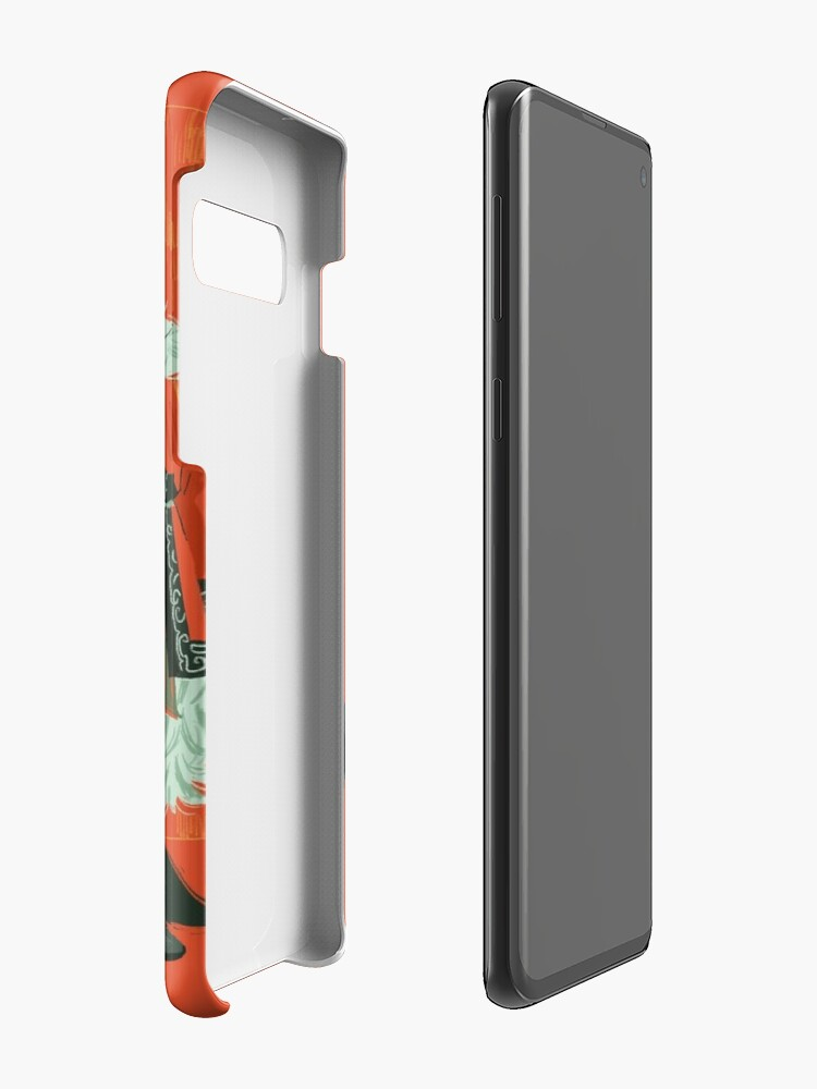 Alternate view of Golden Kamui Case & Skin for Samsung Galaxy