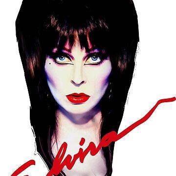 Elvira the Mistress  by stefeb1
