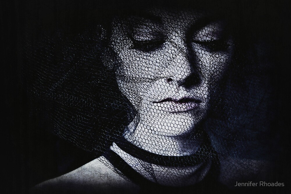 Take All Your Fluid Words, Kiss Me Farewell by Jennifer Rhoades
