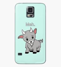 Meh. - Goat of indifference  Case/Skin for Samsung Galaxy