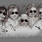 Family Portrait by Alleycatsgarden