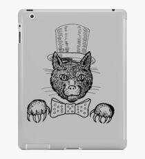 Tophat Cat iPad Case/Skin