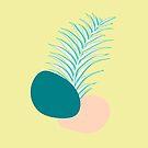 Spring Palm #redbubble #spring by designdn