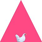Toshi's Pink Triangle by Etakeh