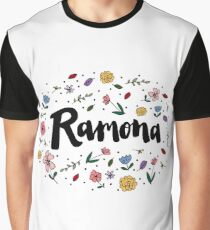 Ramona Logo Two Graphic T-Shirt