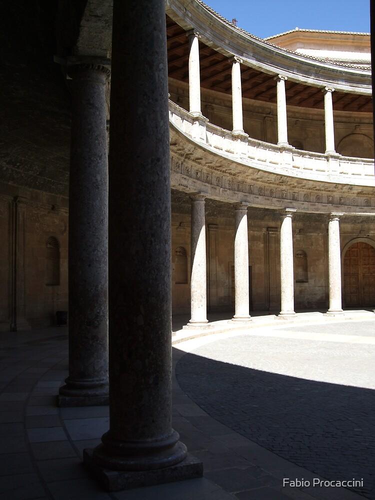 Palacio de Carlos V by Fabio Procaccini