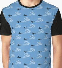 Sky Writers Graphic T-Shirt