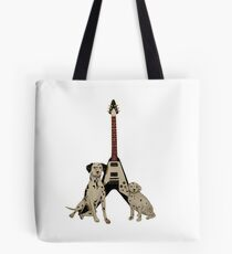 Flying V Tote Bag