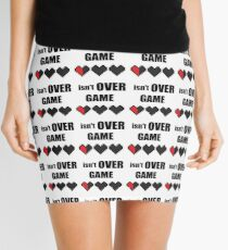 game over ? Mini Skirt