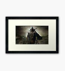 Elder Scrolls Framed Print