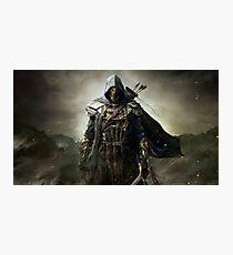 Elder Scrolls Photographic Print