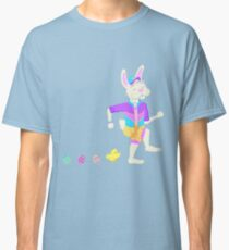 Boss Bunny - Marching Line Classic T-Shirt