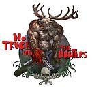 No Truce with the Hunters by BRozycki