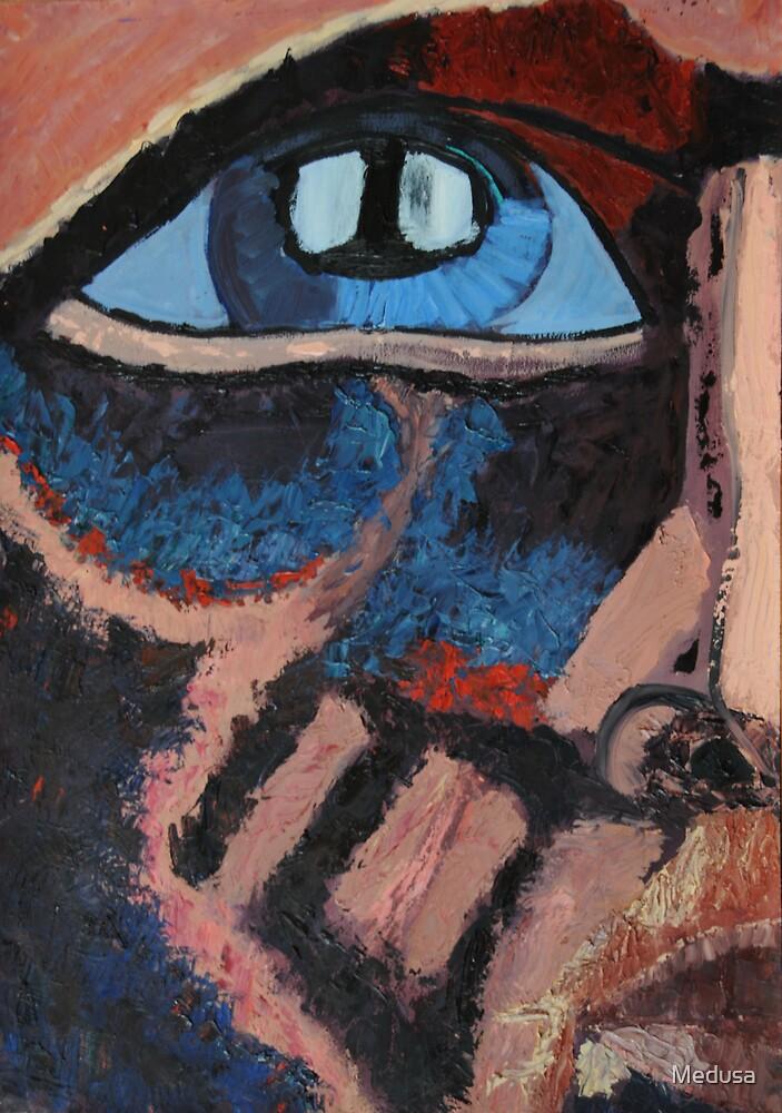 Eye by Medusa