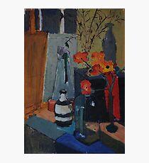 Artists' Studio: Artists Paint... Photographic Print