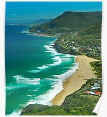 Stanwell Tops Poster