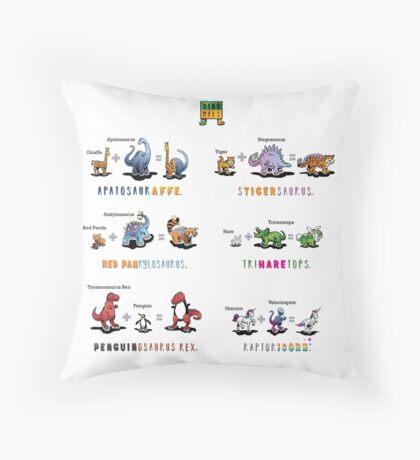 Dinomals Cheat Sheet! Floor Pillow