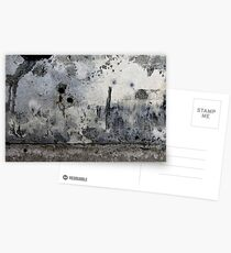 the fading city Postcards