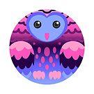 Omni Pride Owl by FurvaNoctua