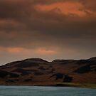 Island  Davaar by Alexander Mcrobbie-Munro