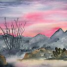 Desert Memories by Diane Hall