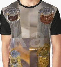Moka Pot Brew up Graphic T-Shirt