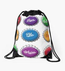 My Beer Garden Drawstring Bag